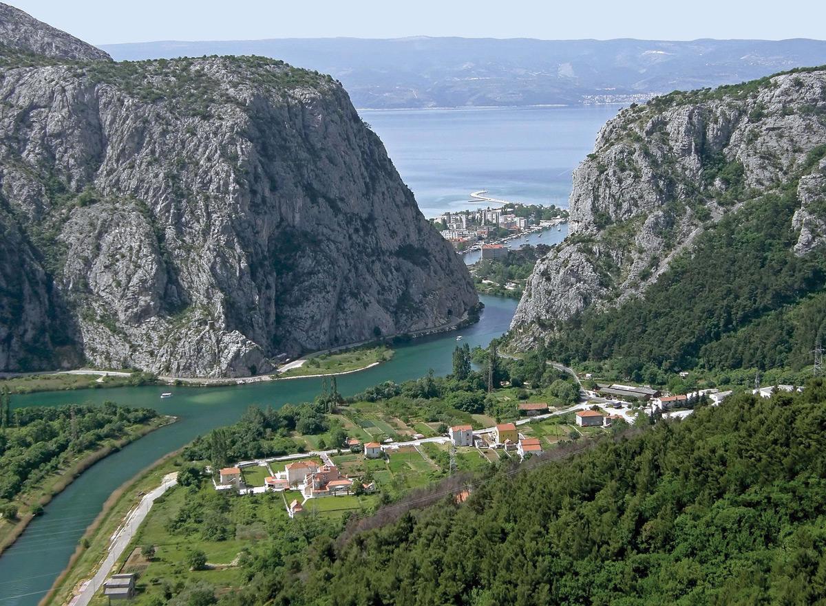 Hrvatska Eu Rijeke I Jezera